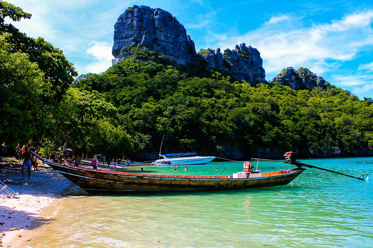 Національний парк Анг Тон.
